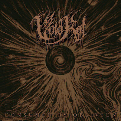 Void Rot – Consumed By Oblivion  CD
