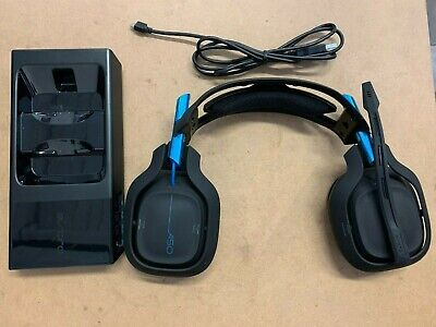 ASTRO Gaming A50 Wireless Dolby Gaming Headset  Black/Blue PlayStation 4 + PC #3