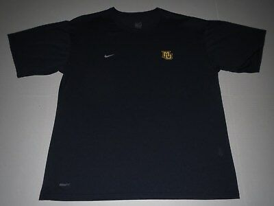 huge selection of f20da 094b8 Marquette Golden Eagles Warriors Nike Workout T-shirt Adult Large   MINT