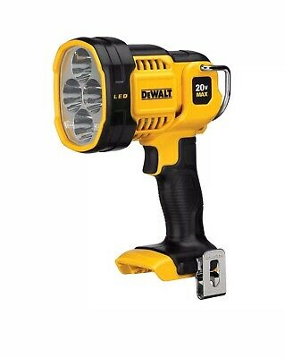 DEWALT 20V MAX Cordless Lithium-Ion LED Spot Light DCL043 New - Bare Tool