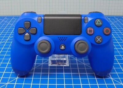 Official Sony Playstation 4 Dual Shock PS4 Wireless Controller - BLUE - PSTB
