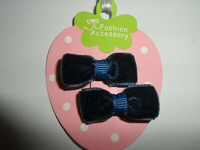mini hair clips,girls hair clips hair slides snap clips velvet bows baby hairbow