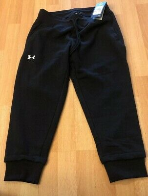 under armour jogging bottoms Sm/Ch