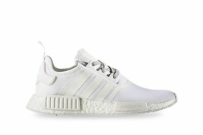 dbe40b122 Adidas NMD R1 Runner Triple White S31506 3M Reflective Boost OG PK Limited  Rare