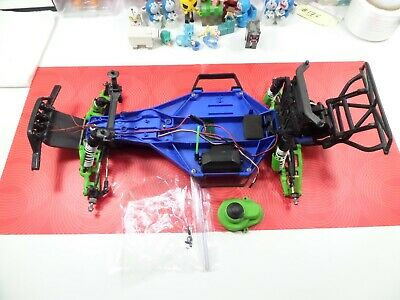 TRAXXAS SLASH 2WD LCG Roller Chassis/RPM/Alum  Losi Ofna HPI Truck rc car  parts