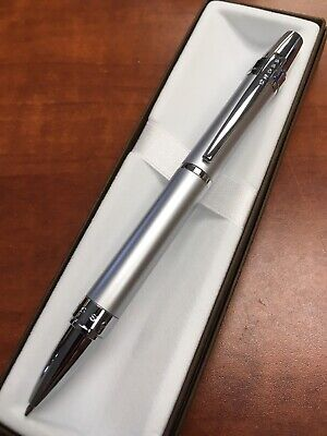 Cross Nile Satin Chrome Ball Point Pen