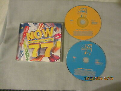 Now That's What I Call Music 77 CD ALBUM