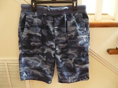 8b40ea8fe1 2 PR. LOT Gap kids boys cargo khaki & Camouflage shorts size 14 ...