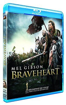 BRAVEHEART - Blu ray - Edition Française - Neuf sous blister