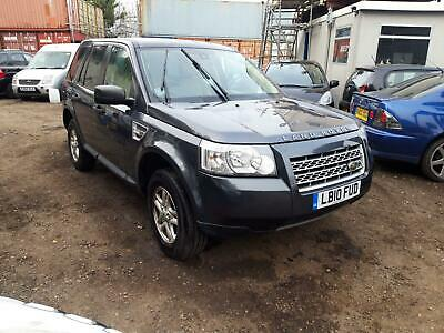 2010 Land Rover Freelander S 2 TD4 4X4 Auto MOT SPARES OR REPAIRS ONLY 36K