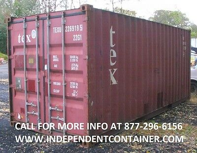 20' Cargo Container / Shipping Container / Storage Container in Chicago, IL