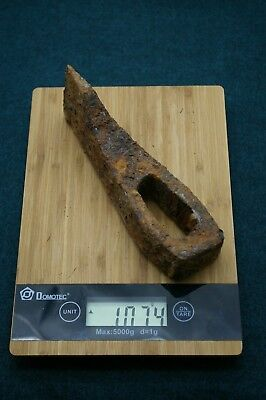 Ancient ax of the iron Vikings 9-12