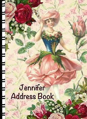 Address Book with Web Pages Rose Fairy