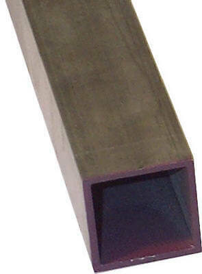 STEELWORKS BOLTMASTER Square Steel Tube, 16-Gauge, 1/2 x 48-In. 11736
