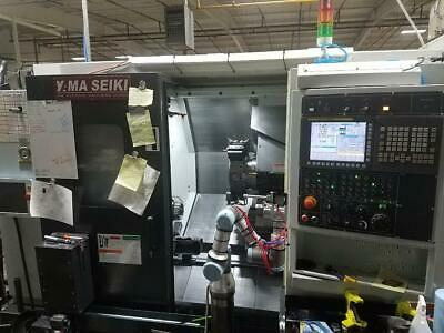 2016 YAMA SEIKI GLS-2000-LYS Y-axis, subspindle, 31I-B SY CNC 8 Live tools!  SY!