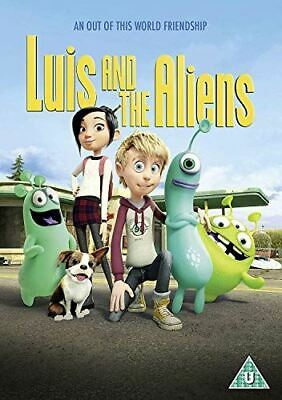 Luis And The Aliens [DVD] [2018] - Region 2 UK