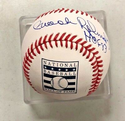 Sports Mem, Cards & Fan Shop Autographs-original Brooks Robinson Autograph Baseball Orioles 1966 Ws Champs Baltimore Orioles