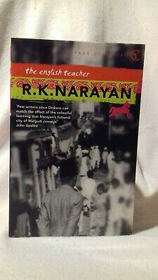 The English Teacher-R.K.Narayan-Paperback