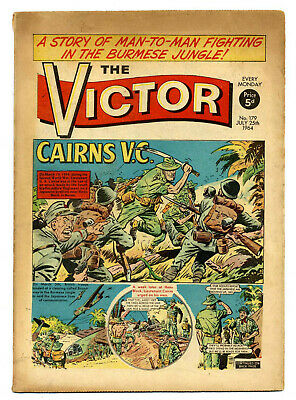 The Victor 179 (July 25, 1964) high grade copy