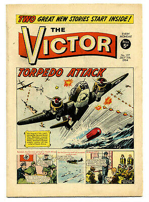 The Victor 177 (July 11, 1964) very high grade copy