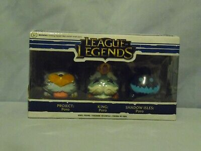 Gamestop Exclusive League Of Legends Funko Pop! 3 Pack