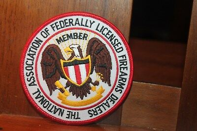 NATIONAL ASSOCIATION FEDERALLY Licensed Firearms Dealers 4