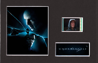 Unbreakable replica 35mm Mounted Film Cell Display 6 x 4