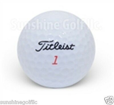50 AAA Titleist Assorted Mix Used Golf Balls (3A) - FREE SHIPPING