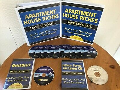 Apartment House Riches Course By David Lindahl Manual 12