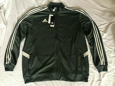 adidas Men's Tiro 19 Soccer Training Jacket  XXL NWT's 121828808.