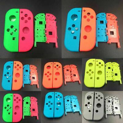 Housing Shell Cover + Battery Case New For Nintendo Switch Joy-Con Replacement