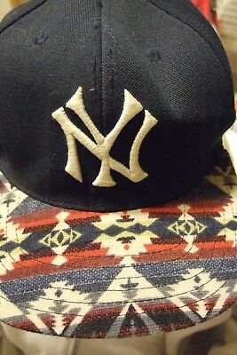 ae9bad158e5 New York Yankees Cooperstown Collection Baseball Cap Adj Adult AMERICAN  NEEDLE