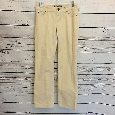 44e27b2769a NW 14 VICTORIAS SECRET Hipster Bootcut Cords Womens Stretch Corduroy ...