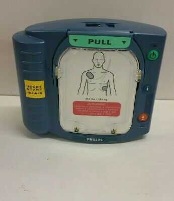 NEW PHILIPS HEARTSTART AED Trainer M5085A - $347 00 | PicClick