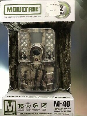 Moultrie M-40 Infrared 16 MP Game Trail Camera