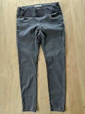 b1b028693184b TOPSHOP MATERNITY JEANS Size 8 SKINNY JEANS OVER BUMP STYLE ...