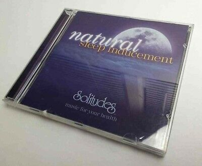 SOLITUDES AUDIO CD Natural Sleep Inducement - Music for Health - Body Rhythm