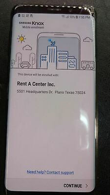 RENT A CENTER Locked Samsung Galaxy Note 5 N920C Unknown
