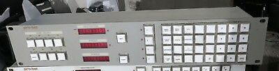 Probel snell 6276 master XY 2RU panel with 8 level control for router XY control