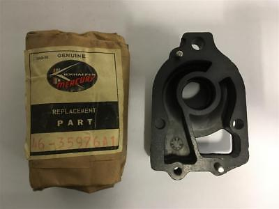 Kiekhaefer Mercury Waterpump base Inline-6
