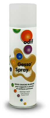 Gesso Spray Blanco 500Ml - Odif