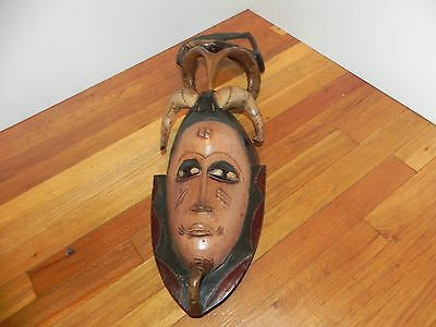 Arts of Africa - Guro Mask - Cote d ' Ivoire