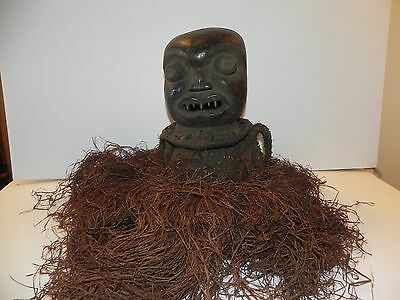 Arts of Africa - Bakongo Witch Doctor - Congo - DRC