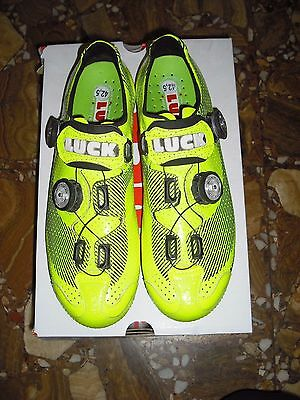 Zapatillas Mtb Luck Limited 2017 Full Carbon 42'5/ Luck Limited Mtb Shoes 2017