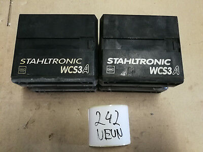 Stahltronic WCS3A