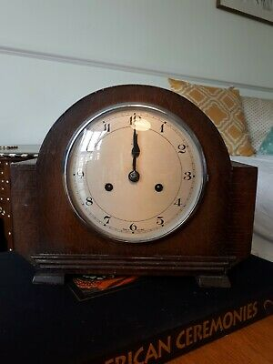 1930s ENFIELD MANTEL CLOCK SPARES