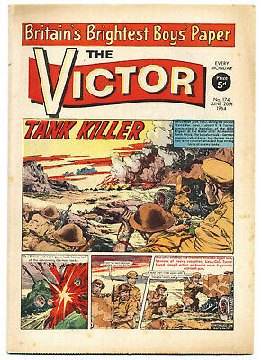 The Victor 174 (June 20, 1964) very high grade copy