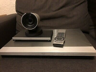 Cisco CTS-C40 TelePresence Conference System Codec, Camera and remote RRP £2000