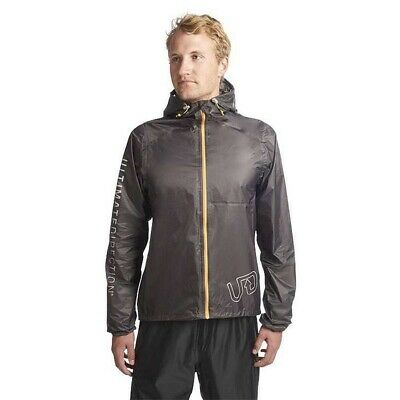 Ultimate Direction Mens Deluge Shell - waterproof trail running top