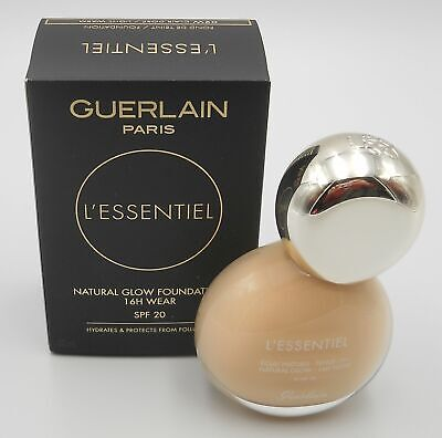 Guerlain L´Essentiel Natural Glow Fluid Foundation SPF 20 N° 02 W - 30 ml